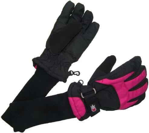SnowStoppers Waterproof Ski & Snowboard Winter Kids Gloves