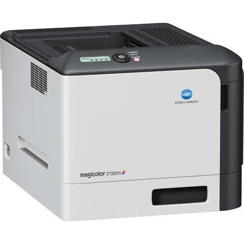 Color Laser Magicolor Printer (Konica Minolta magicolor 3730DN Laser Printer - Color - 2400 x 600 dpi Print - Plain Paper Print - Desktop)