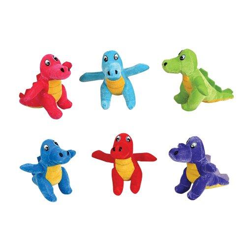 Friendly Plush Dinosaurs 1 dz
