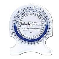 Inclinómetro de burbuja de línea de base