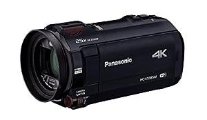 Panasonic SD support 64GB memory built-in digital 4K video camera (Black) HC-VX985M-K--JAPAN IMPORT by Premium-Japan