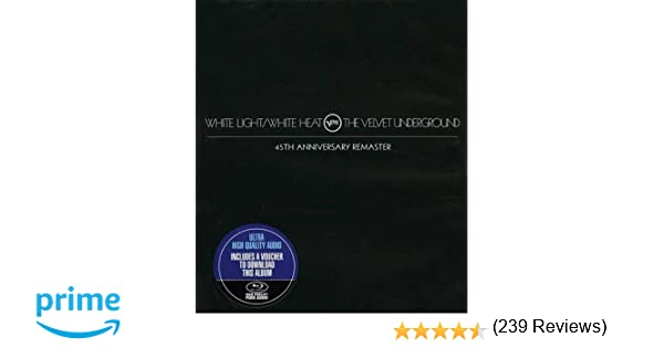 Counting Number worksheets heat and light energy worksheets : The Velvet Underground - White Light/White Heat [Blu-ray Audio ...