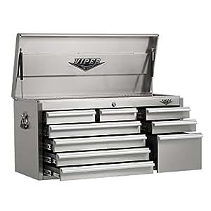 Amazon Com Viper Tool Storage V4109ssc 41 Inch 9 Drawer