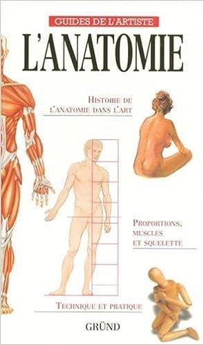 Livre gratuits L'anatomie pdf, epub ebook