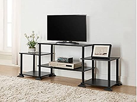 Amazon.com: 3-cube Media Entertainment Center for Tvs up to 40 ...