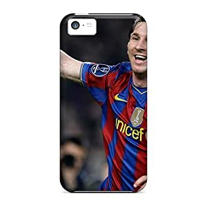 Ifans Iphone 5c Well-designed Hard Case Cover After Goal Ball Protector