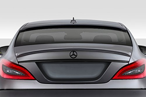 LR-S Roof Wing Spoiler - 1 Piece Body Kit - Fits Mercedes CLS 2012-2015