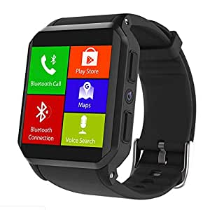 YFWDY Fitness Tracker Bluetooth Reloj Inteligente Reloj Deportivo ...