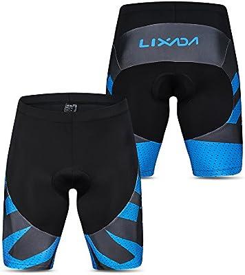 Explopur Pantalones Cortos de Ciclismo - Pantalones Cortos de ...