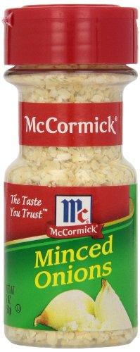 McCormick Minced Onions, 2 oz