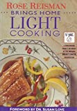 Rose Reisman Brings Home Light Cooking, Reisman, Rose, 0771590598