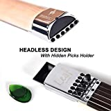 Asmuse Headless Electric Guitar Overhead Travel