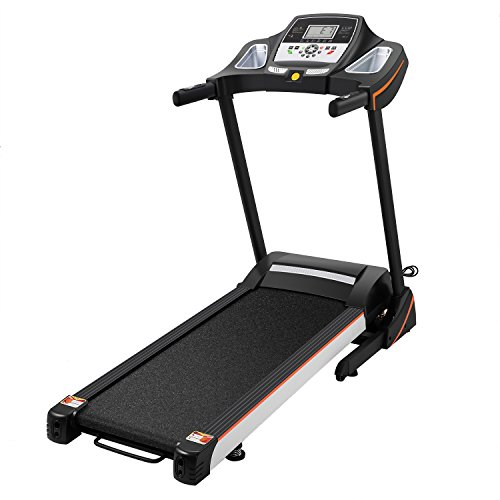 Binxin Electric Folding Treadmill Motorized Exercise and Fitness Walking and Running Machine (S107) Review
