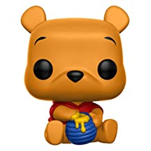 Funko 11260 POP Disney: Winnie the Pooh Seated Toy Figure
