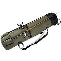 Huntvp Fishing Rod Reel Case Bag Organizer Travel Carry...