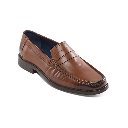c4c47088aa670 Padders Baron Mens Leather Wide (G Fit) Loafer Shoes Tan UK 10:  Amazon.co.uk: Shoes & Bags