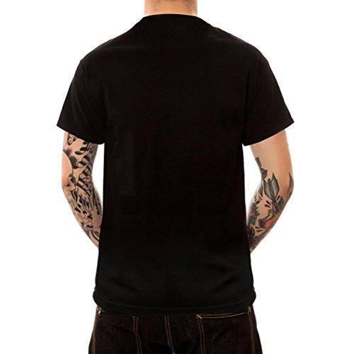 ♚Camiseta Hombres Labios Rojos Imprimir,Hombres Camisetas de Impresión Camiseta Manga Corta Camiseta Blusa Absolute: Amazon.es: Ropa y accesorios