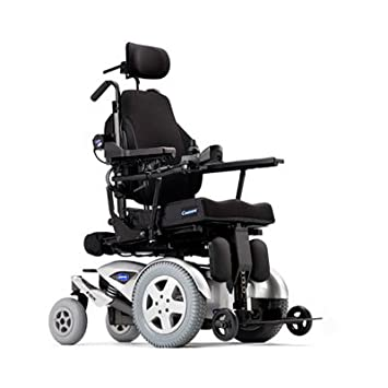 Amazon.com: Invacare fdx-cg Power Silla De Ruedas Eléctrica ...