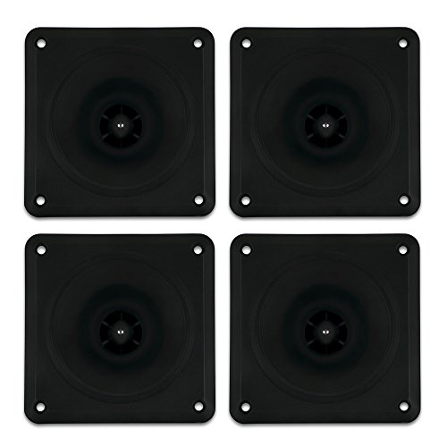 Goldwood Sound, Inc. Sound Module, Piezo Horn Tweeters 150 Watts each 4 Piece Pack Replacements for KSN1165A (GT-1165-4)