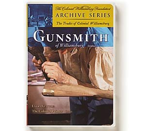The Gunsmith of Williamsburg