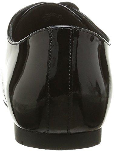 Birkenstock Saunders - Zapatos Mujer Negro - negro