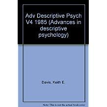 Adv Descriptive Psych V4 1985