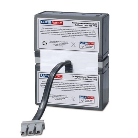 Compatible Replacement Battery Pack for APC Back-UPS RS 1200 RS1200 by UPSBatteryCenter by UPS Battery Center (Image #1)