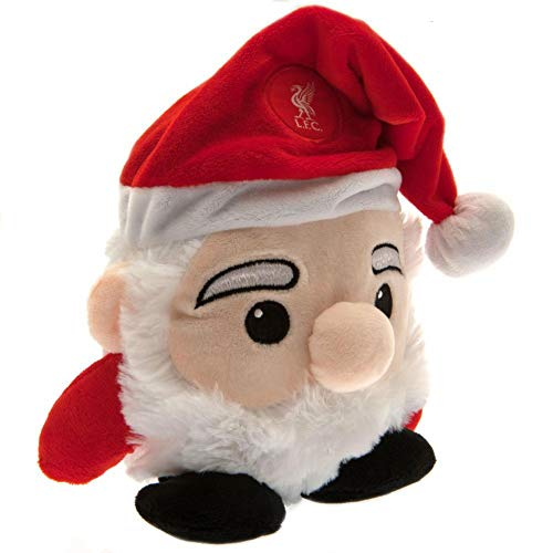 Liverpool FC Santa (One Size) (Red/White) ()