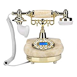 Image of the product ASHATA Retro TelephoneLCD that is listed on the catalogue brand of ASHATA.