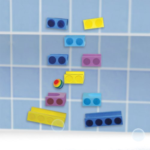 Just Think Toys Bathtime Consruction Building Toy Ball Fall 22061