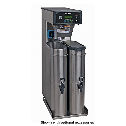 Bunn 41400.0002 Infusion Series Dual Dilution Iced Tea Brewer, 3 or 5 Gallon Capacity