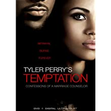 Tyler Perry's Temptation: Confessions Of A Marriage Counselor [DVD + Digital] (2013)