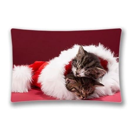 Mejor regalo decoración para el hogar Navidad gatitos. Gatos ...
