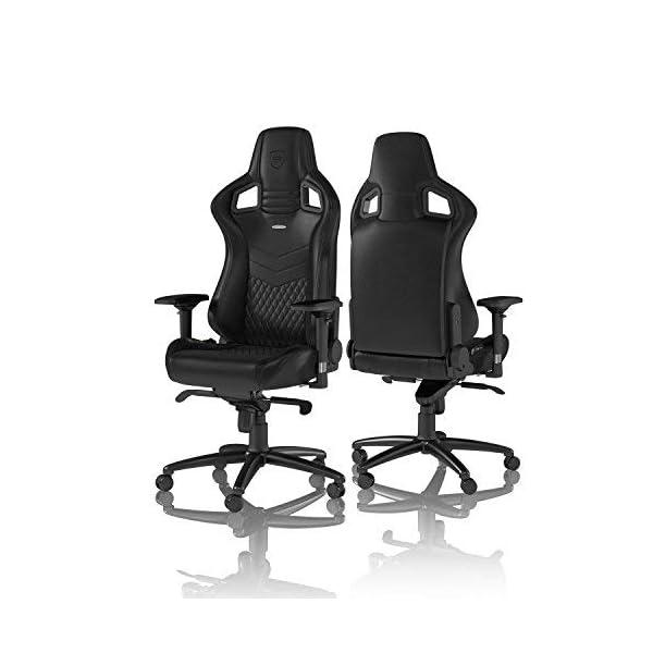 Sedia da gaming e ufficio noblechairs EPIC Nero