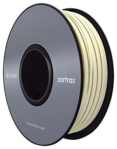 Zortrax 5904730747127 Z-ULTRAT Filament pour Imprimante 3D, Ivoire