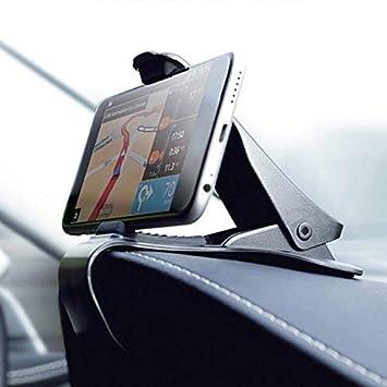 Universal Cradle Adjustable GPS Holder HUB Dashboard Phone Mount ...