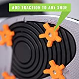 Golfkicks Golf Shoe Traction Kit with DIY Golf