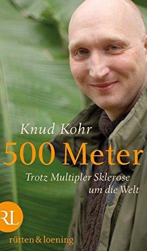 500 Meter: Trotz Multipler Sklerose um die Welt