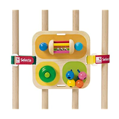 Selecta Toys Mini activity centre Tavolini : Stationary Stand Up Baby Activity Centers : Baby