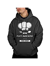 Dont Mess With The Chef Hoody Funny First Quality Suit