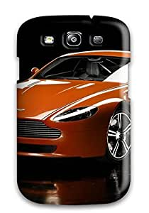 Flexible Tpu Back Case Cover For Galaxy S3 - Aston Martin V8 Vantage N400 4