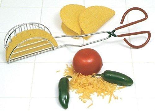 Cherry Queen Norpro Taco Press Shell Maker Tong Tortilla ...