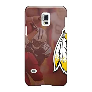 Perfect Cell-phone Hard Cover For Samsung Galaxy S5 Mini (dHx5475DhIq) Unique Design Nice Washington Redskins Series