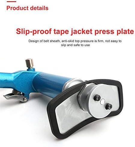 ClookYuan 16pcs Set Outil de r/églage du Cylindre de Frein pneumatique /étrier de Frein Outil de Retour du Piston kit de Remplacement des Plaquettes de Frein Bleu
