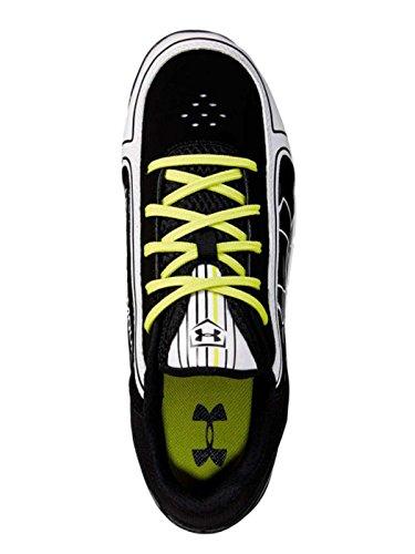 Under Armour Kvinners Ua Ryggrad Glyde St Cc Sneaker Svart / Hvit