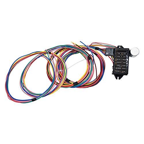 hot rod wiring harness - 6