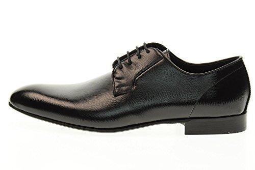 Black Eveet Dentelle 15026 Chaussures Homme VpqSGUzML