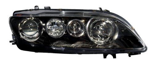 Depo 316-1128R-USN7 Mazda6 Passenger Side Composite Headlamp Assembly with Bulb and Socket