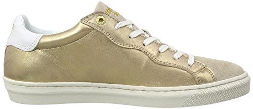 Pantofola dOro Gianna - Zapatillas Mujer Dorado - Gold (BRONZE)