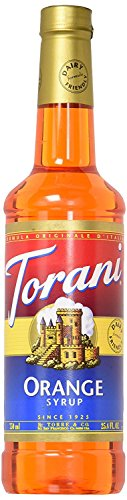 Torani® Orange Dairy Friendly -